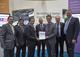 Memorandum of Understanding was signed between CIDB and BRE at Ecobuild 2014, witnessed by the Minister or Works, Malaysia