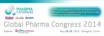 Global Pharma Congress 2014