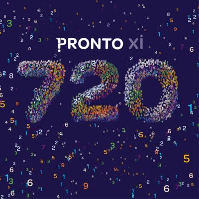 Pronto Xi 720 - From Numbers to Wonders