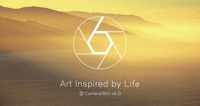 Imagine more with Camera360 V6.0