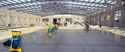 Shanghai Stone Assn and UBM Sinoexpo join hands to organize top Concrete Flooring Show in China