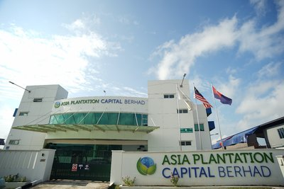 Asia Plantation Capital's state of the art Agarwood processing factory in Johor Bahru, Malaysia.