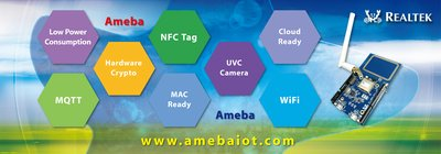 Realtek IoT Wi-Fi Solution: Ameba Series (RTL8711AF, RTL8711AM, and RTL8195AM)