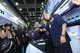 The Inspector General of Royal Malaysia Police, Tan Sri Dato' Sri Khalid Abu Bakar launched Panasonic latest products at IFSEC Southeast Asia 2015