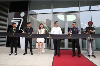 Opening of Segway Flagship Store