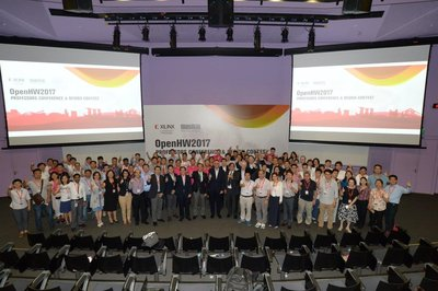 Xilinx, Inc. today announced that this year's 11th AnnualOpenHW Design Contest and Professor Conference will highlight advantages of Xilinx All Programmable technology in Singapore's Smart Cities and Smart Campus initiatives.