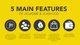 5 Main Features of JiojioMe & JCASH ICO