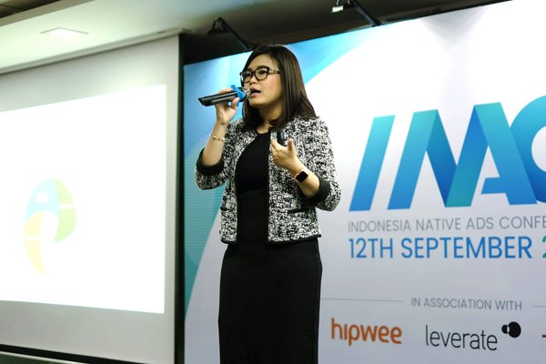 Dable hosted Indonesia Native Ads Conference (INAC) 2018 in Kuningan, Jakarta as a platform for discussions on everything from successful marketing examples to the latest trends.