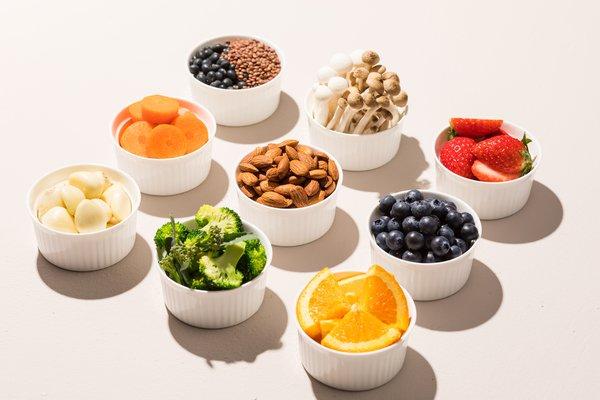 加州巴旦木的食用方式丰富多样,是需要健康膳食的2型糖尿病患者的理想零食