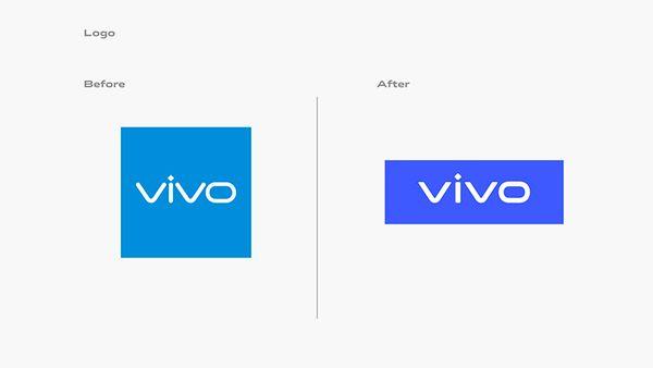 Vivo图标进行了重新设计,以体现充满活力的未来派品牌个性