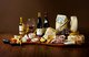 Artisan cheese selection introduced by the  bar's cheese Librarians