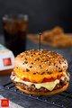 麦当劳中国推出安格斯厚牛培根堡和安格斯厚牛芝士堡