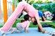 JW之家亲子瑜伽体验