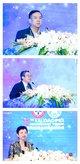 清华大学医学院院长董晨教授、北京大学血液病研究所所长黄晓军教授、北京陆道培血液病研究院院长陆佩华教授三位共同担任本次大会的联席主席