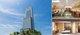 臨空入口塔大廈景觀,酒店共有9層客房:15層、16層、19-24層和26層