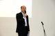 爱驰汽车联合创始人兼总裁付强出席现场活动并发表致辞