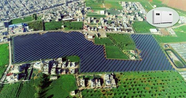 华为FusionSolar为全球最大的医疗中心供电
