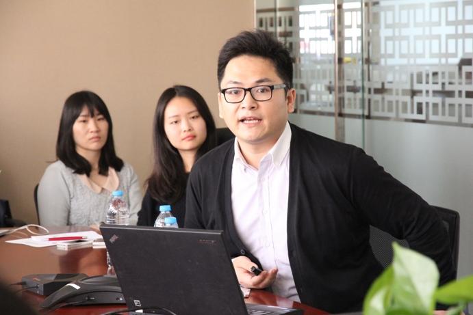 """让企业新闻""""Social""""起来--美通社新媒体高级经理刘晓林"""