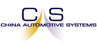 CHINA AUTOMOTIVE SYSTEMS,INC