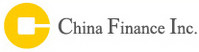 CHINA FINANCE, INC