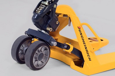 Jungheinrich Hand Pallet Trucks Available According to Customer Requirements