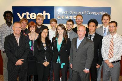 SCAD Students Gain International Career Exposure with Presentation to VTech in Hong Kong