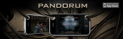 Artificial Life and Starz Media Present 'Pandorum' on the iPhone