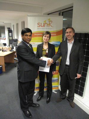 CNPV Becomes Strategic Supplier for Sun'R French Company