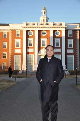 Zoomlion Chairman Zhan Chunxin Addresses Harvard Students on Overseas Acquisitions