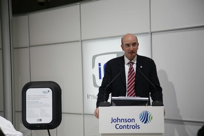 John Moulton: Group Vice President & General Manager, China for Johnson Controls Automotive Experience