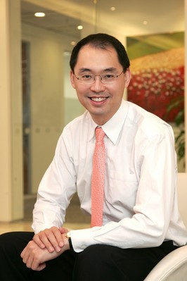 Dr Kelvin Leung, CEO of the Year at this year's CRE Awards