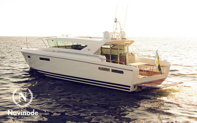 Navinode to Launch World's First All-Carbon Fibre Yacht at the Gold Coast Boat Show 2012 in Hong Kong