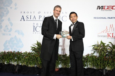 InterCall Named Asia Pacific Conferencing Provider of the Year by Frost & Sullivan for the Fifth Consecutive Year