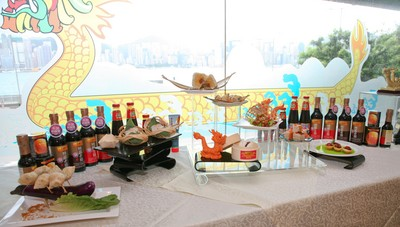 Created with Lee Kum Kee's sauces and condiments, the exclusive dim sum will be available for the duration of the CCWC, from 4 - 8 July 2012, in Tsim Tung Ho Choi Seafood Restaurant.