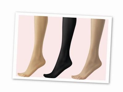 禮品1:註冊成為新會員即可獲贈日本大受好評的日本製絲襪 (Free Size (適合S-L))。絲襪採用無縫設計及啞光質料,具美腿效果,在日本已售出達116萬雙。禮品只限首15,000名,送完即止。