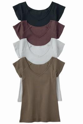 禮品2:註冊成為會員並首次購物即可獲贈100%棉質短袖 T-shirt 內衣 (可選擇 SIZE (S, M, L 或 LL))。內衣採用舒適綿質和防突領口設計,同時附有吸汗襯墊。此禮品只限首1,300名,送完即止。