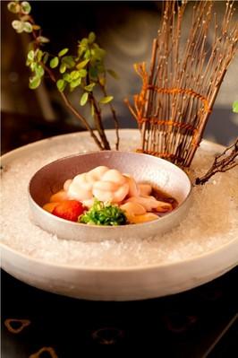 Cod Fish Milt in Yuzu Vinegar