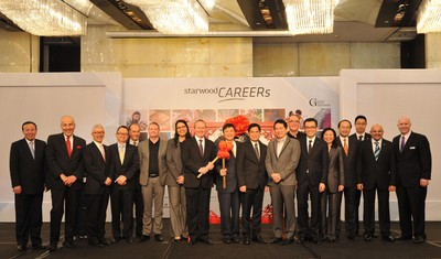 Starwood Launches Asia Pacific Recruitment Day