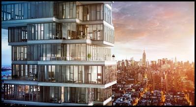 56 Leonard Street, Designed By Herzog & De Meuron, Launches Sales In New York City