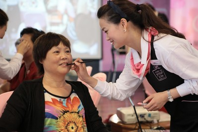 Korea's Largest Beauty Company AMOREPACIFIC Brings Beauty to the Lives of Chinese Female Cancer Patients