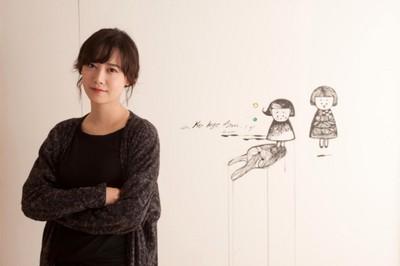 Harbour City Presents Korean Actress Ku Hye Sun's First Hong Kong Solo Art Exhibition