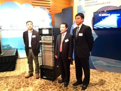 Huawei Helps APT Construct Cloud Data Centers, Integrating Cloud Computing Data Center Services with Satellite Communication Services